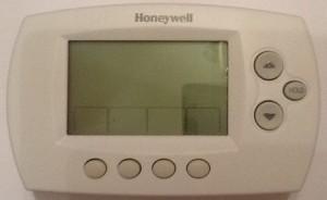 Termostato Honeywell RTH6580WF